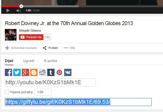 video to gif converter extensions for Chrome 3