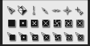 Assassin's Creed Cursor Pack