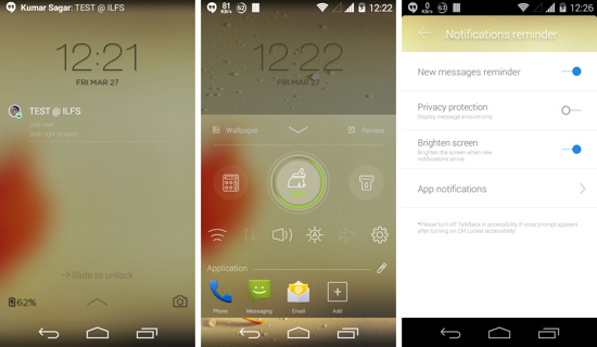 CM Locker for Android