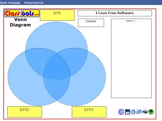 ClassTools.net Venn Diagram