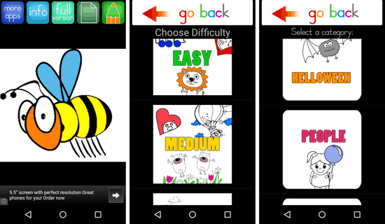 Coloring Book for Android