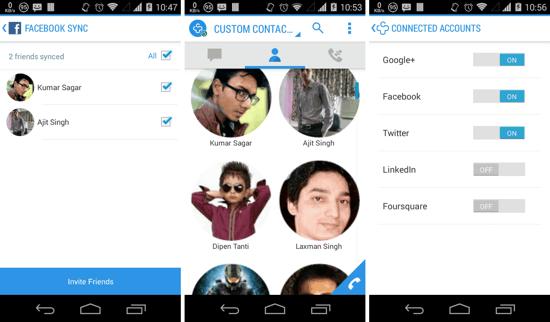 ContactsPlus Android