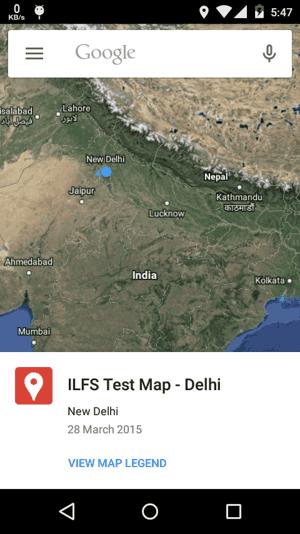 Custom Map - Google My Maps