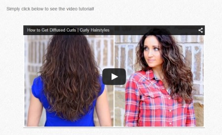 learn different hairstyles
