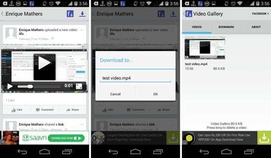 EZ Facebook Downloader