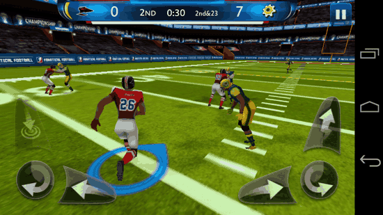 Fanatical Football for Android