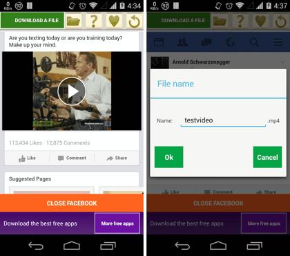 Fast Facebook Video Downloader