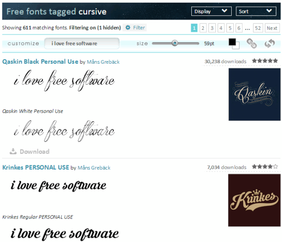 3 Free Cursive Writing Generator Websites