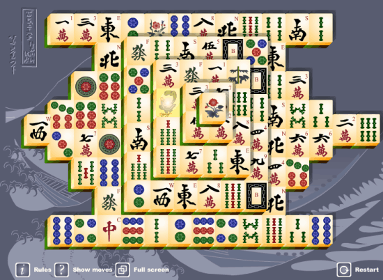 mahjong how to win a game