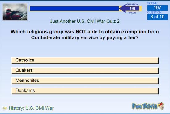 Fun Trivia