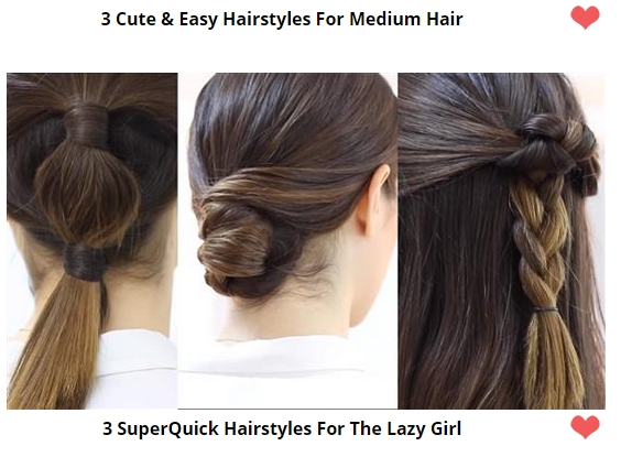 5 Free Websites To Learn Different Hairstyles For Women