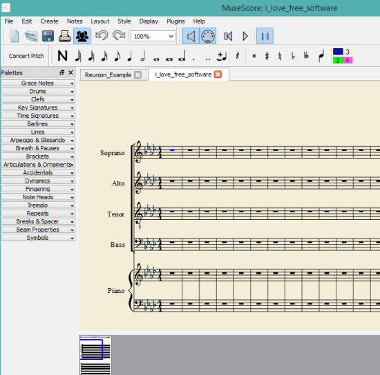 3 Free Sheet Music Maker Software