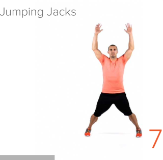 Quick 4 Minute Workout