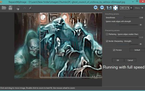 RepaintMyImage- interface