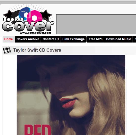 Seek A Cover