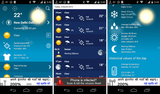 Weather XL
