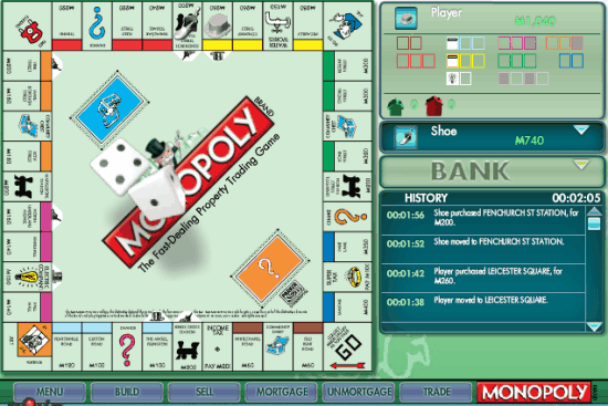 Free To Play Monopoly