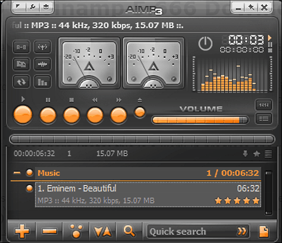 Download Music player - mp3 player for PC version