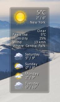 best weather software windows 10 1
