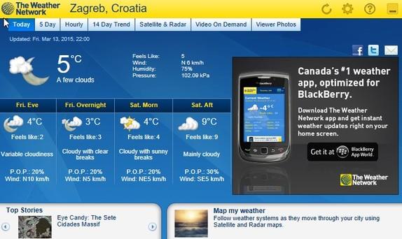 best weather software windows 10 5