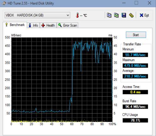 hard disk speed tester software windows 10 4