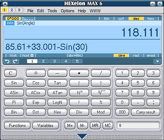 hexelon max