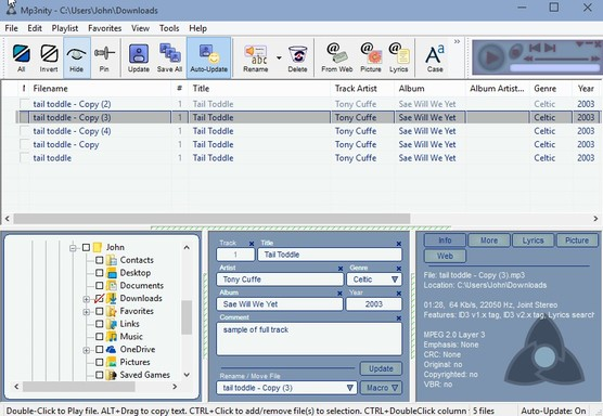 mp3 tag editor software windows 10 4