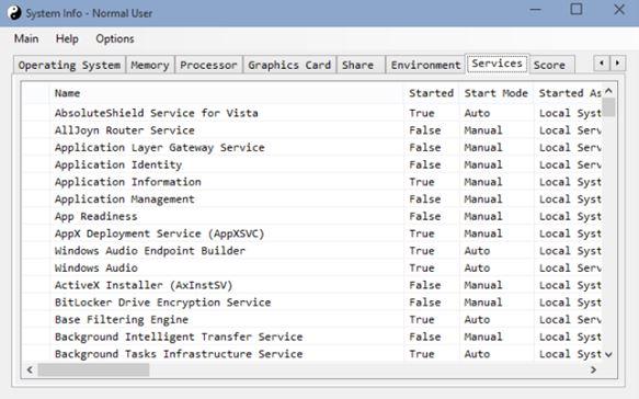 system info software windows 10 3