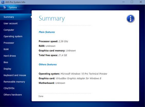 system info software windows 10 4