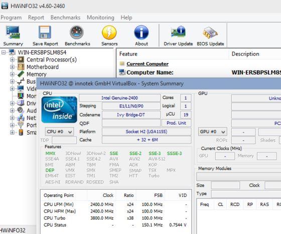 system info software windows 10 5