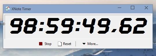 timer software windows 10 4