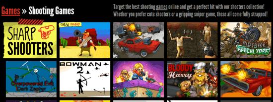 Addicitng Games