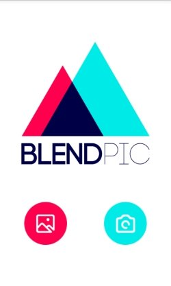 BlendPic -homepage
