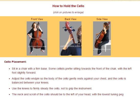 Cello Online