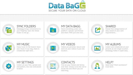 Data Bagg