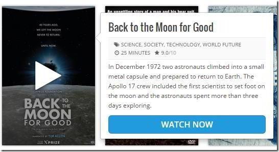 DocumentaryStorm Ratings