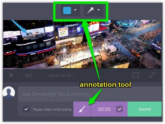Frame.io Annotation Tool