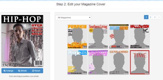 Magazine Yourself