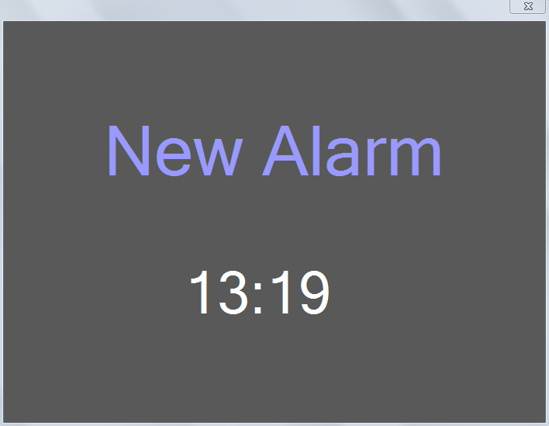 Micro Alarm Clock Reminder