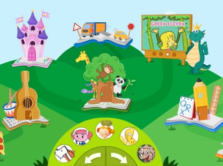 online story books for kids