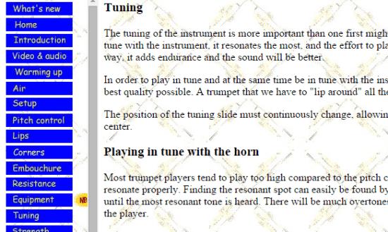 Trumpet Think