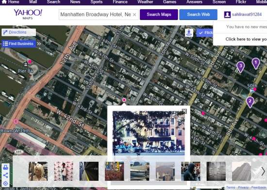 6 Best Free Google Maps Alternative Services Yahoo Maps Walking Directions on maps travel directions, maps driving directions, maps directions from to,