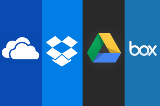 comparison of best free cloud storage services