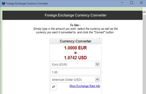 currency converter software for windows 10 4
