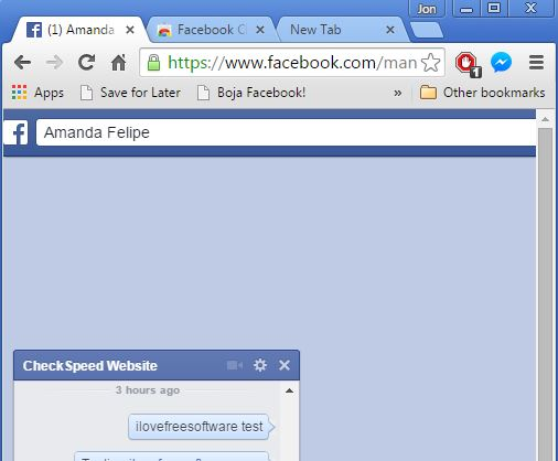facebook chat extensions chrome 4
