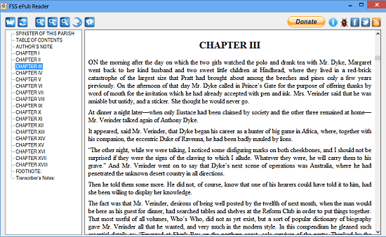 fss epub reader