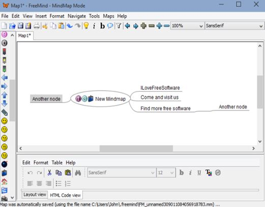 mind mapping software windows 10 2