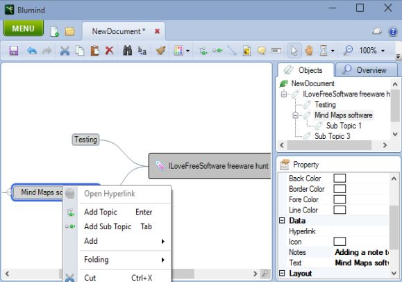 mind mapping software windows 10 5