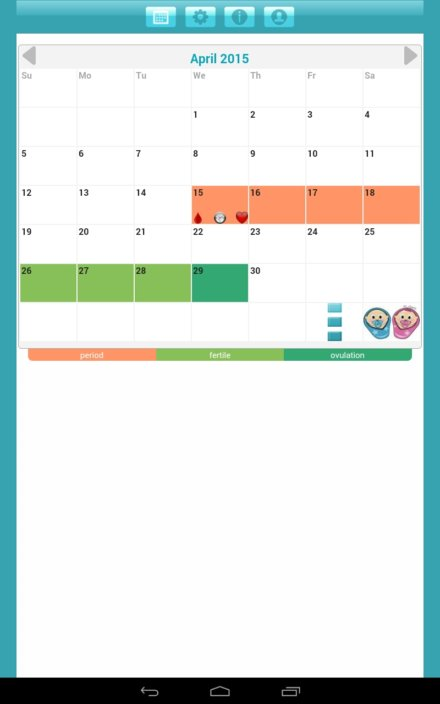 ovulation tracker apps android 3