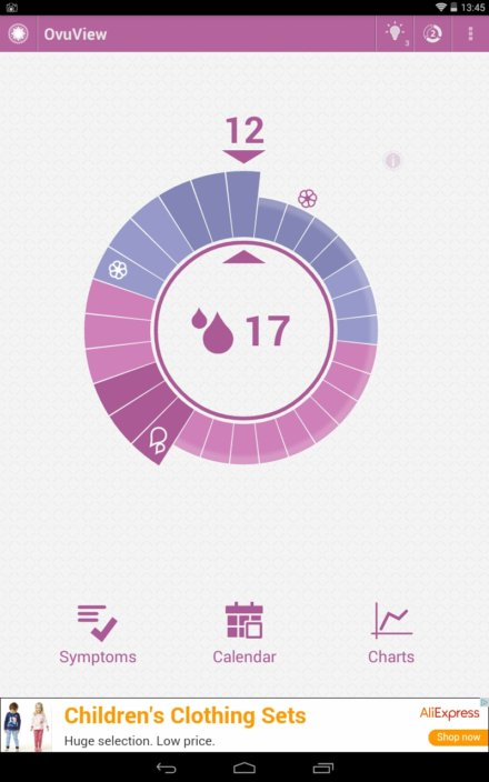 ovulation tracker apps android 4